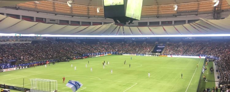 Networking Event with the Vancouver Whitecaps