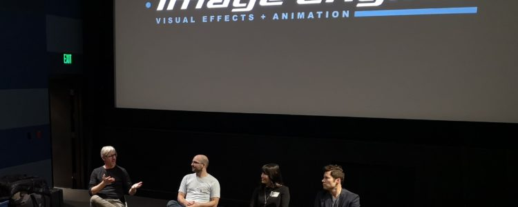 Dive into the world of visual effects