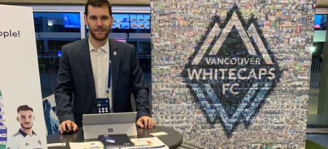The Whitecaps FC kicking off the 2020 MLS season with a new look