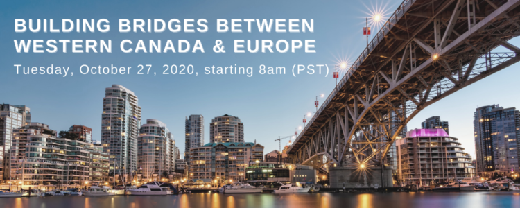 Building bridges between Western Canada and Europe