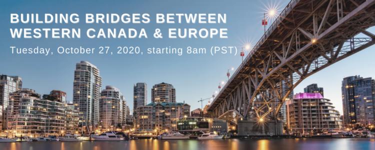 Building bridges between Western Canada and Europe