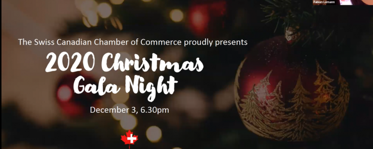 Christmas Gala Night & Online Silent Auction